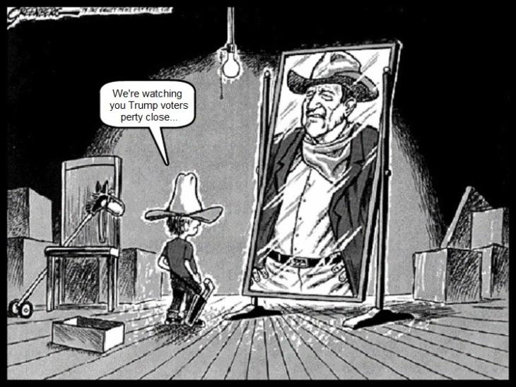 John Wayne kid Trump voters LARGE