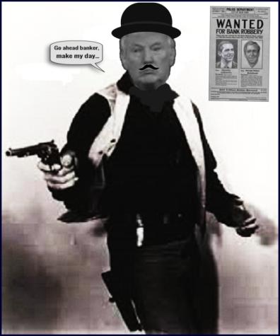 Trump mustache cowboy top hat banker 600