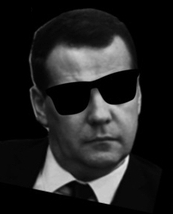 MEDVEDEV Sunglasses Small FLIPPED