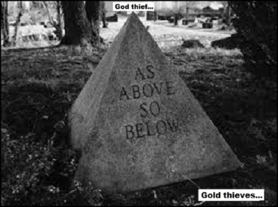 as above so below ~ god thief 490