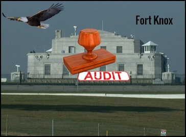 fort knox eagle audit large