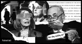 trump democrat patriot act large