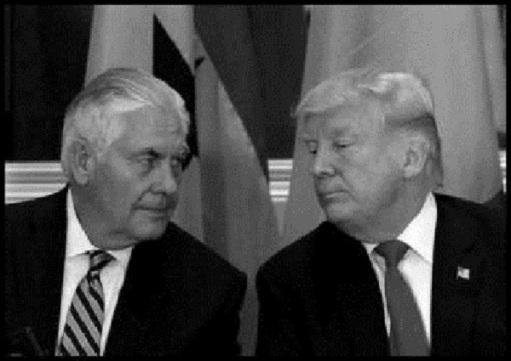 Tillerson fake Trump 600