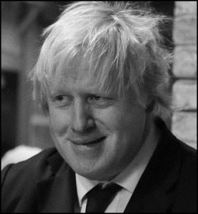 Boris Johnson BW Smaller + small border