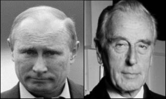 Putin Mountbatten