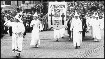 kkk women America first