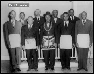 Negro Masons in America part Prussian