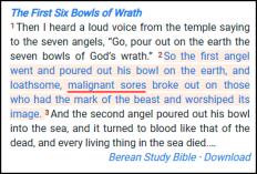 Revelation 16 2