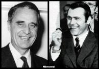 Rumsfeld and Prescott MIRRORED