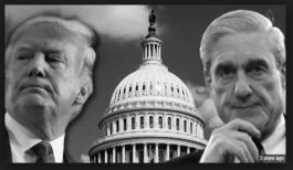 Trump Mueller BEST BW