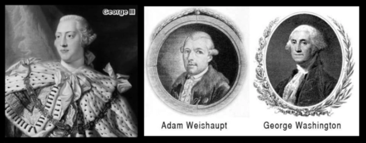 King George Weishapt Washington