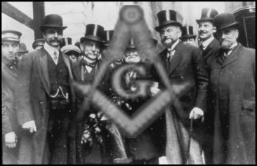 Masonic G Symbol robber barons 600