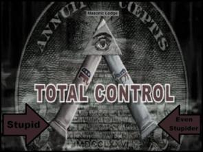 Masonic Lodge all seeing eye GOP x Dem dichotomy 750