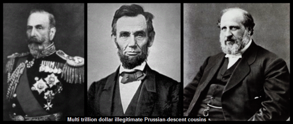 Some Euro royal plus Prince Lincoln and Boss Tweed trillion dollar cousins 600