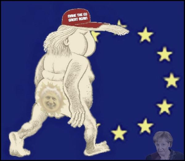 Boris Johnson Merkel EU lower color 600