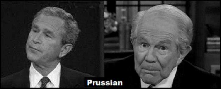Bush Robertson Prussian 730
