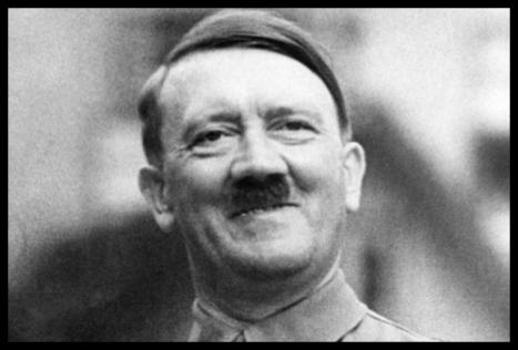 Hitler looking like a George Tillerson Windsor BORDER