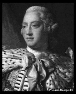 KING Prussian GEORGE 3rd