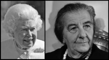 Queen Golda Meir