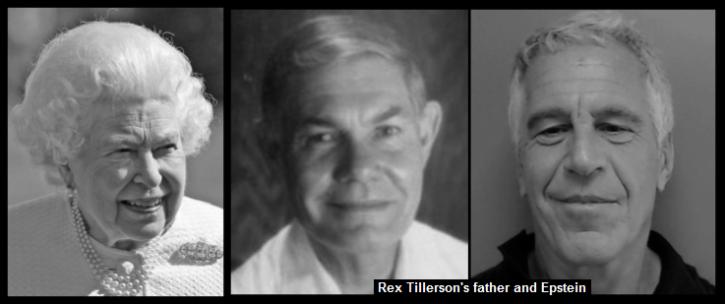 Queen Tillerson Epstein