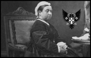 Queen Victoria Prussian Eagle