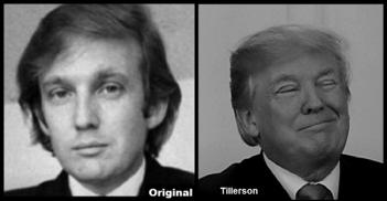 Trump original and Tillerson 600 thick border