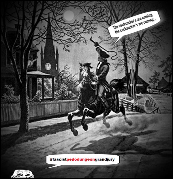 Paul Revere PEDO DUNGEON GRAND JURY 600