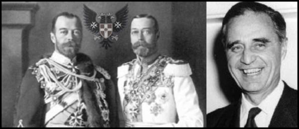 Prescott Czar King George Prussian Eagle LARGE BW 600 (2)
