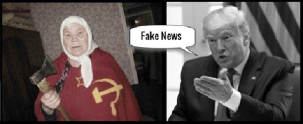 TRUMP Russian mother FAKE NEWS 600