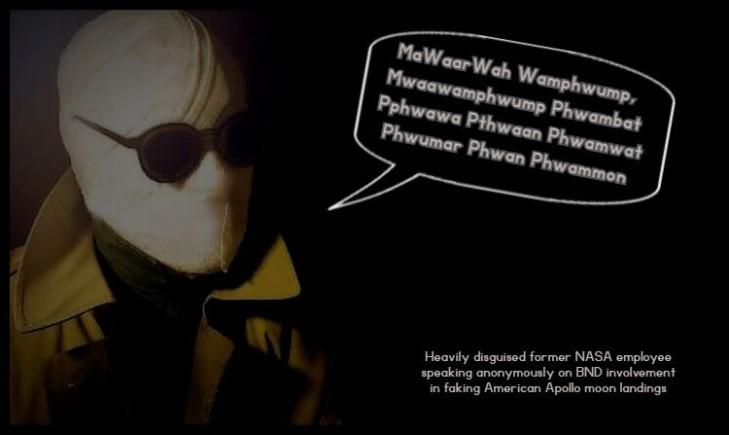 Anonymous NASA Apollo whistleblower