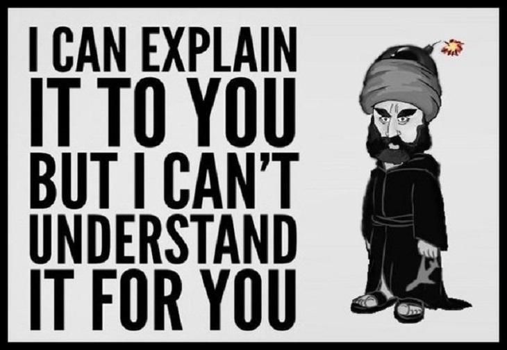 Explain it to you Islam jet 730
