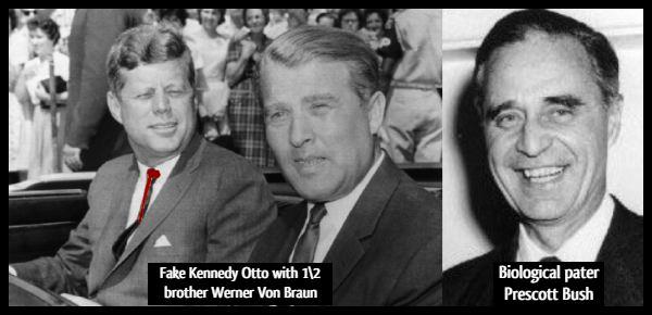Fake Kennedy Von Braun Prescott 600