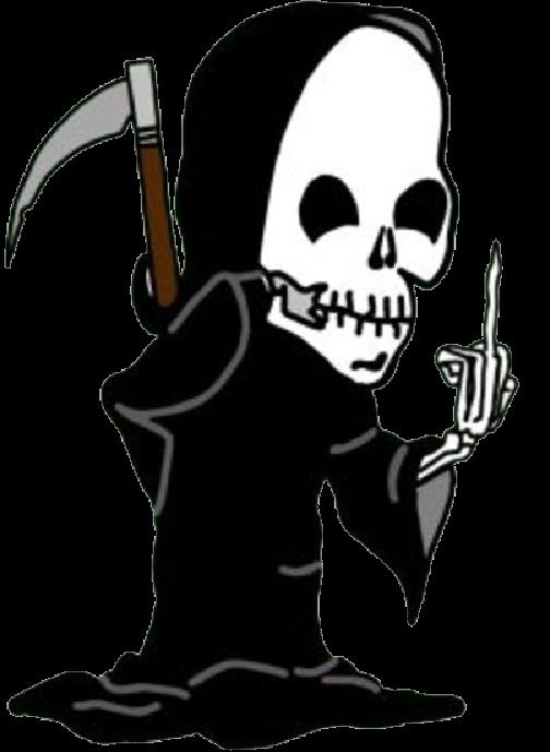 grim-reaper-giving-the-finger TRANSPARENT