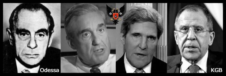 odessa-ss-kutschmann-Mueller fake Kerry LAVROV Odessa KGB Prussian Eagle