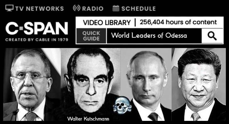 A CROP TOP Odessa-ss-Death's head Lavrov kutschmann-Fake Putin fake JinPing 730 CSpam