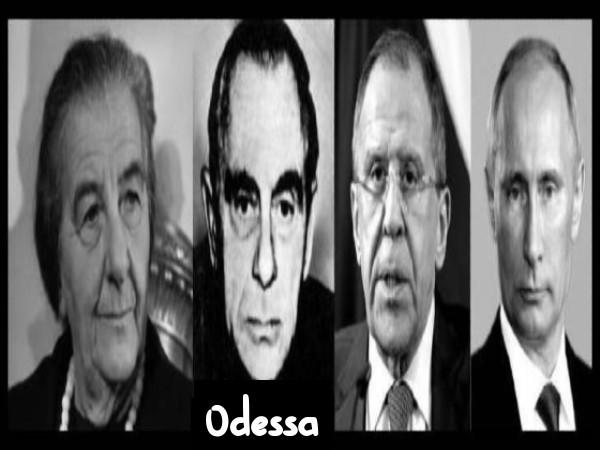 Golda Meir SS Kutschmann Lavrov Putin 600 WARPED