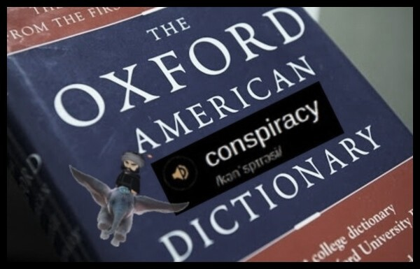 The Oxford American dictionary and Dumbo BORDER 600