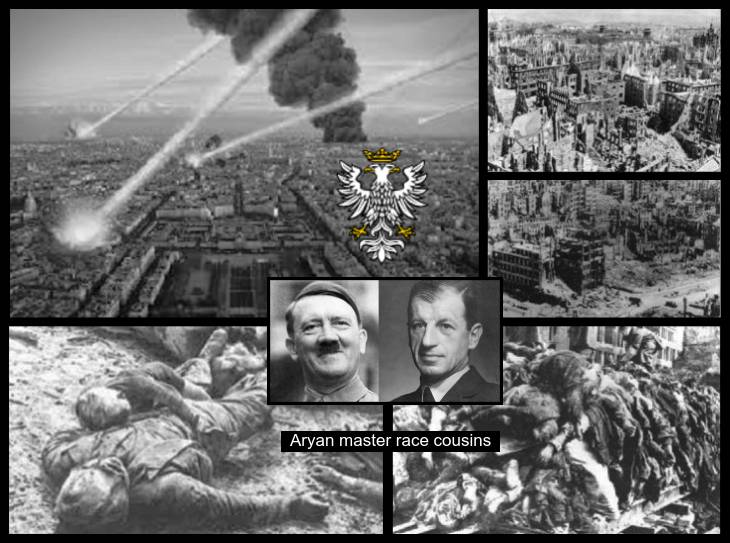 After the genocide Dresden Hitler Portal Aryan master race 730