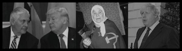 Faux Trump Johnson mother Tillerson etc 600 BORDER