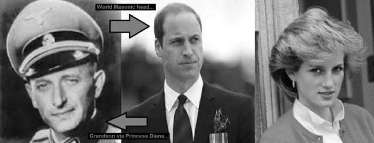 Eichmann William Grandson Diana