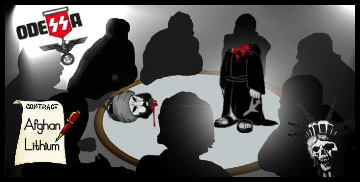 ODESSA KLAN COLLUDE Afghan Lithium Islam 730 BORDER10