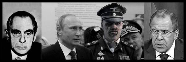 Dead Snow General and Putin Kutschmann Lavrov TEE 600